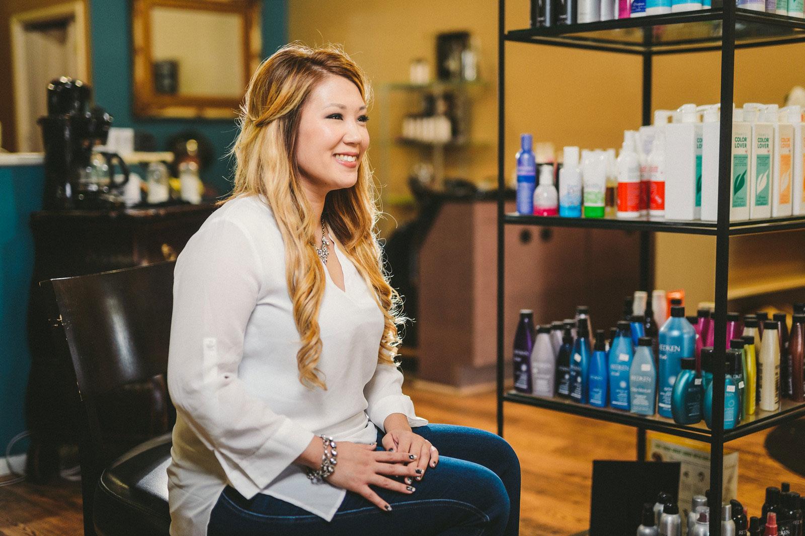 REV Hair Studio - Kristen Lasher