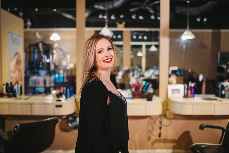 REV Hair Studio - Olivia Black